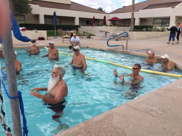 Paradise RV Resort, Sun Ciy AZ