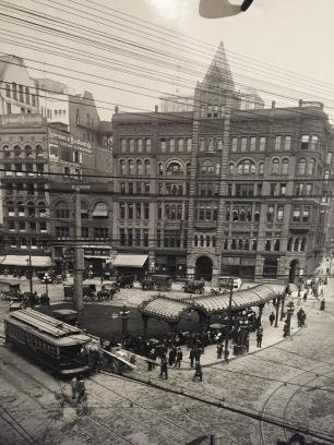 Pioneer Square Pergola, 1914